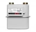 Бытовые диафрагменные счётчики газа ВК-G1,6; ВК-G2,5; ВК-G4 и диафрагменные бытовые счётчики газа ВК-G1,6Т; ВК-G2,5Т; ВК-G4Т с механической температурной компенсацией, с циклическим объёмом V1,2дм³ с правым и левым направлениями потока газа
